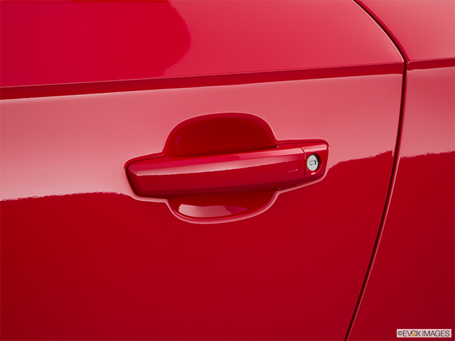 2018 Audi TTS Drivers Side Door handle