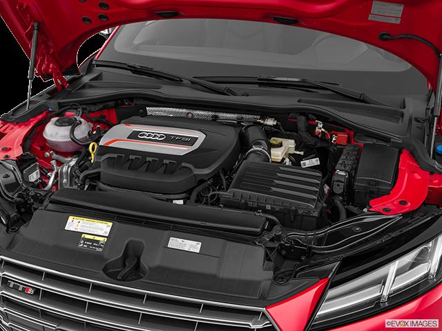 2018 Audi TTS Engine