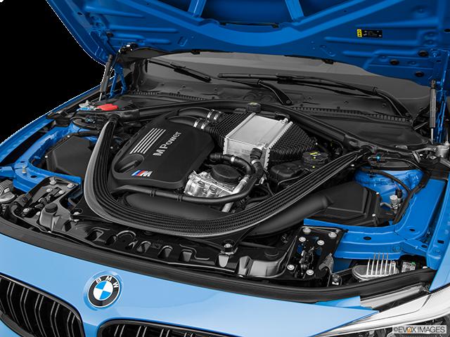 2018 BMW M4 Engine
