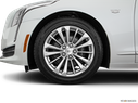 2018 Cadillac CT6 Front Drivers side wheel at profile