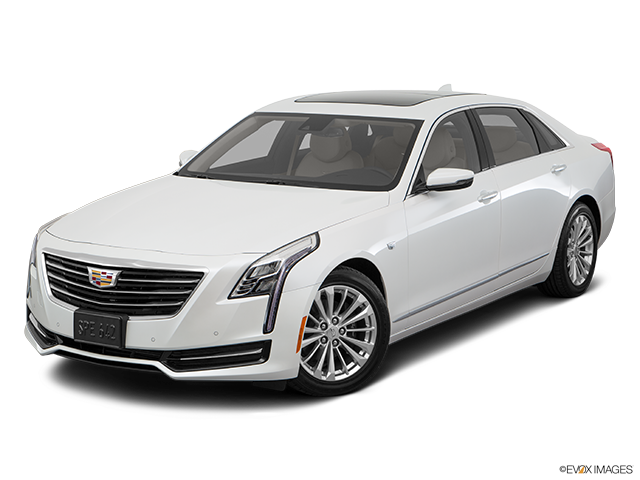 2018 Cadillac CT6 Front angle view