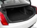 2018 Cadillac CT6 Trunk open
