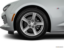 2018 Chevrolet Camaro Front Drivers side wheel at profile