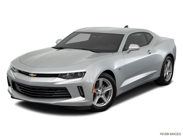 2018 Chevrolet Camaro Front angle view