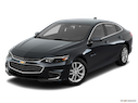 2018 Chevrolet Malibu Front angle view