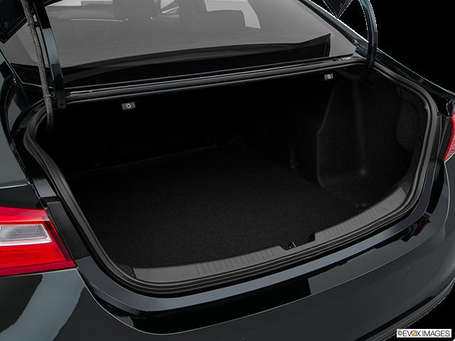 2018 Chevrolet Malibu Trunk open