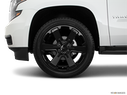 2018 Chevrolet Tahoe Front Drivers side wheel at profile