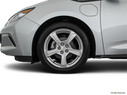 2018 Chevrolet Volt Front Drivers side wheel at profile