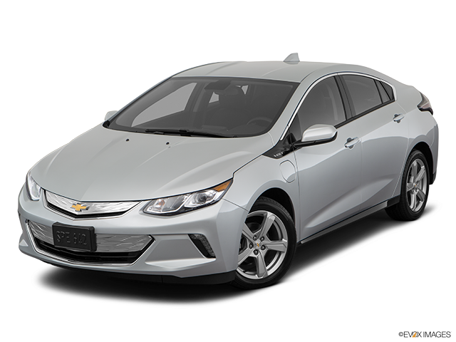 2018 Chevrolet Volt Front angle view