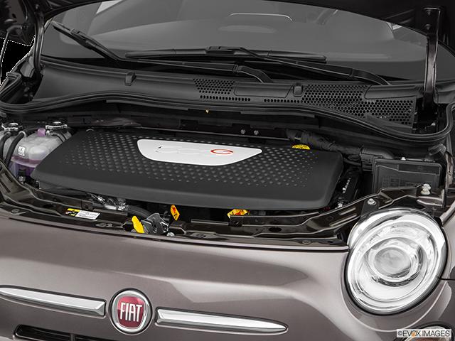 2018 FIAT 500e Engine