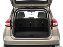2018 Ford C-MAX Hybrid Trunk open