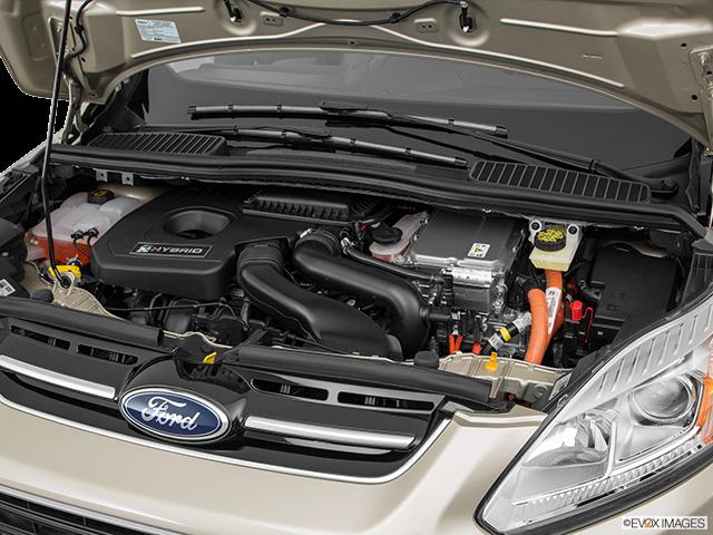 2018 Ford C-MAX Hybrid Engine