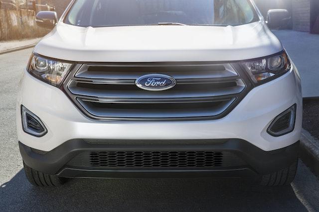 2018 Ford Edge Exterior