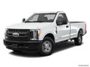 2018 Ford F-250 Super Duty Front angle medium view