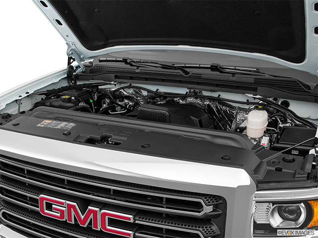 2018 GMC Sierra 2500HD Engine