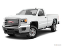 2018 GMC Sierra 2500HD Front angle medium view