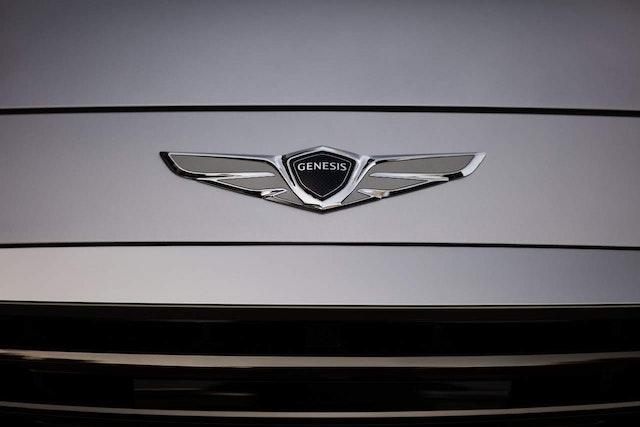 2018 Genesis G90 Exterior