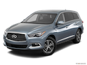 2018 INFINITI QX60 Front angle view