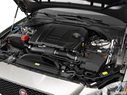2018 Jaguar XF Engine