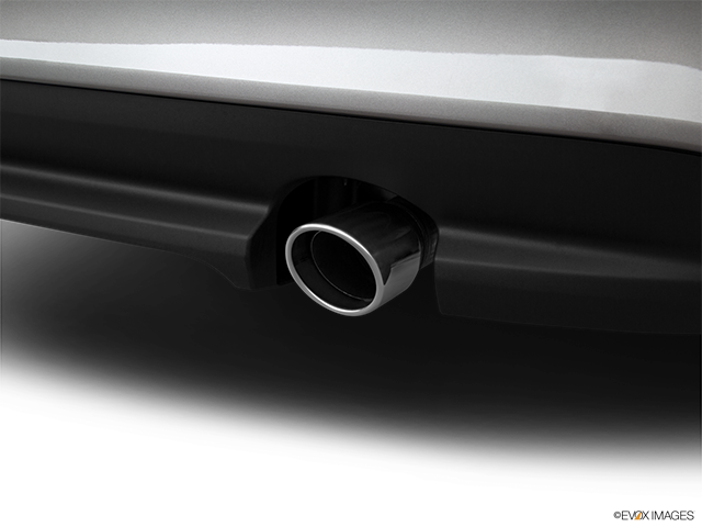 2018 Jaguar XF Chrome tip exhaust pipe