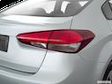 2018 Kia Forte Passenger Side Taillight