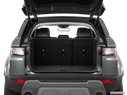 2018 Land Rover Range Rover Evoque Trunk open