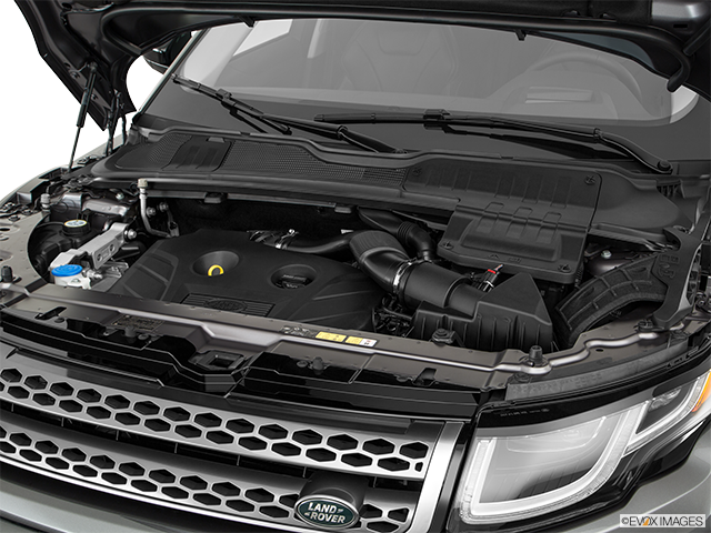 2018 Land Rover Range Rover Evoque Engine