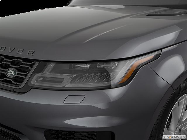 2018 Land Rover Range Rover Sport Drivers Side Headlight