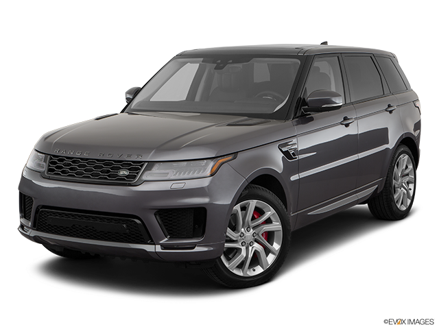 2018 Land Rover Range Rover Sport Front angle view