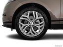 2018 Land Rover Range Rover Velar Front Drivers side wheel at profile