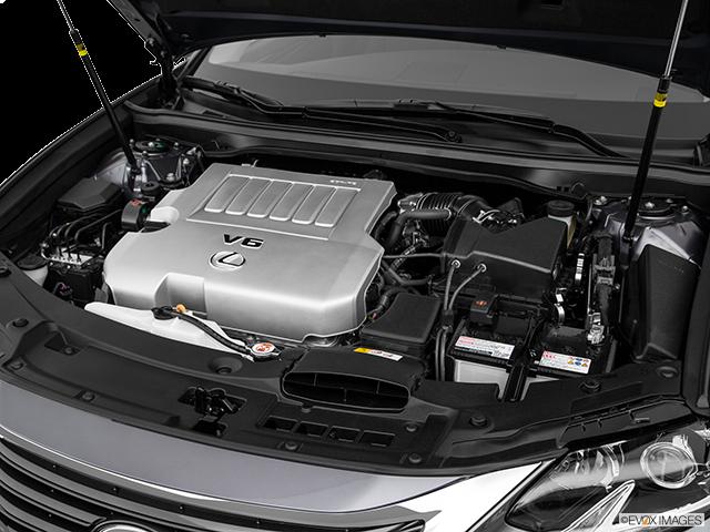 2018 Lexus ES 350 Engine