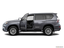 2018 Lexus GX 460 Driver's side profile with drivers side door open