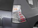 2018 Lexus GX 460 Passenger Side Taillight