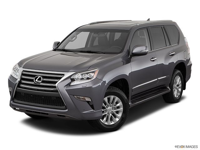 2018 Lexus GX 460 Front angle view