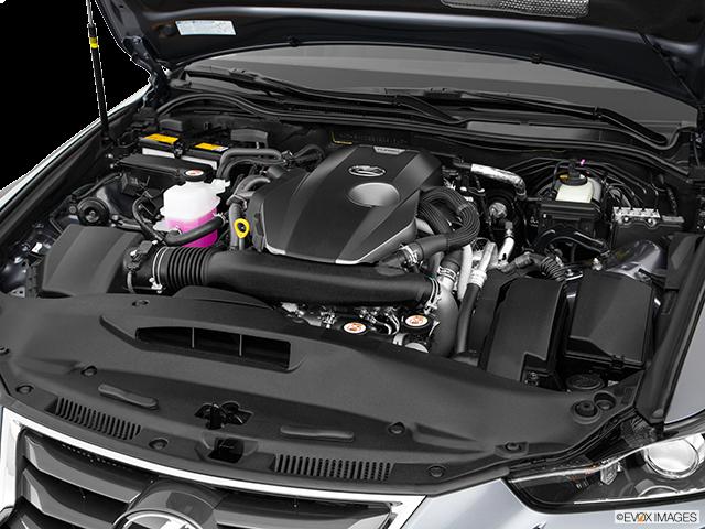 2018 Lexus IS 300 Engine