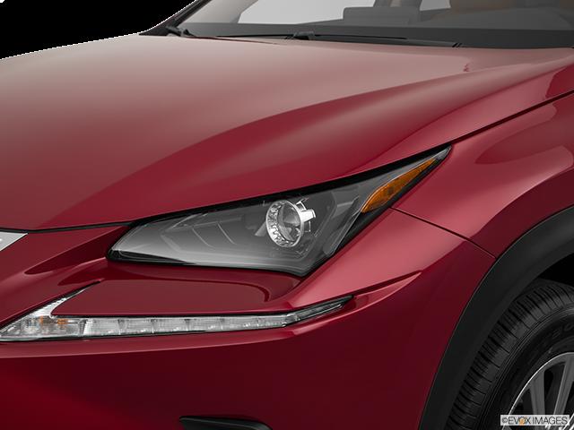 2018 Lexus NX 300 Drivers Side Headlight