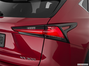 2018 Lexus NX 300 Passenger Side Taillight