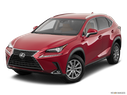 2018 Lexus NX 300 Front angle view
