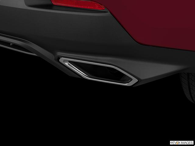 2018 Lexus NX 300 Chrome tip exhaust pipe