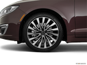2018 Lincoln MKZ Front Drivers side wheel at profile
