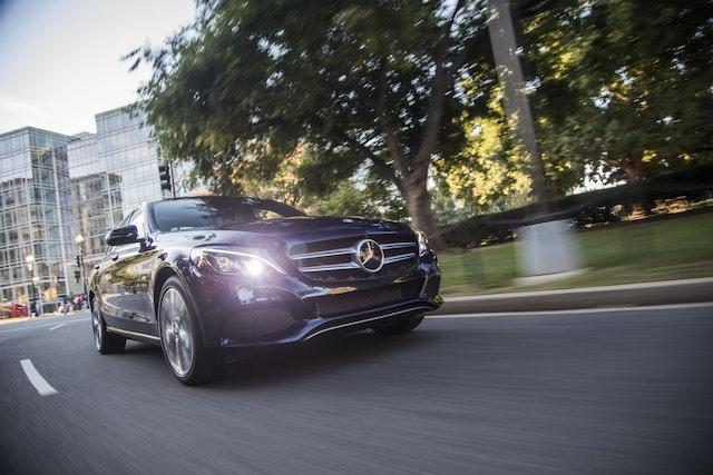 2018 Mercedes-Benz C-Class Exterior