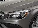 2018 Mercedes-Benz CLA Drivers Side Headlight