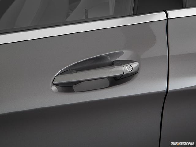 2018 Mercedes-Benz CLA Drivers Side Door handle