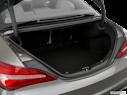 2018 Mercedes-Benz CLA Trunk open