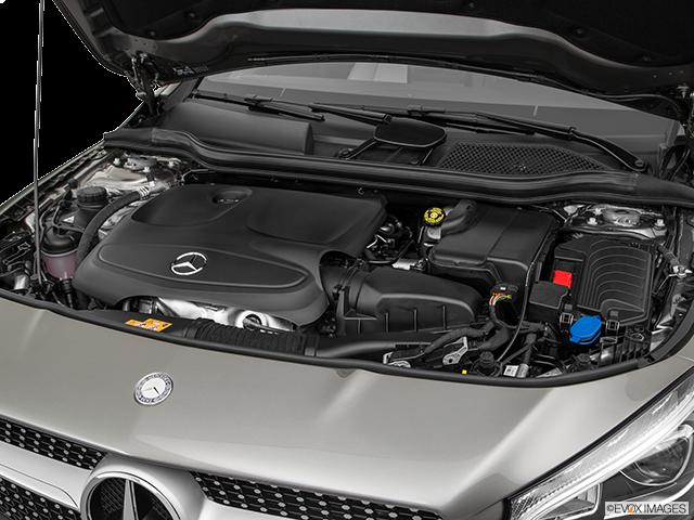 2018 Mercedes-Benz CLA Engine