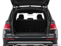 2018 Mercedes-Benz GLE Trunk open