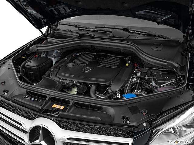 2018 Mercedes-Benz GLE Engine