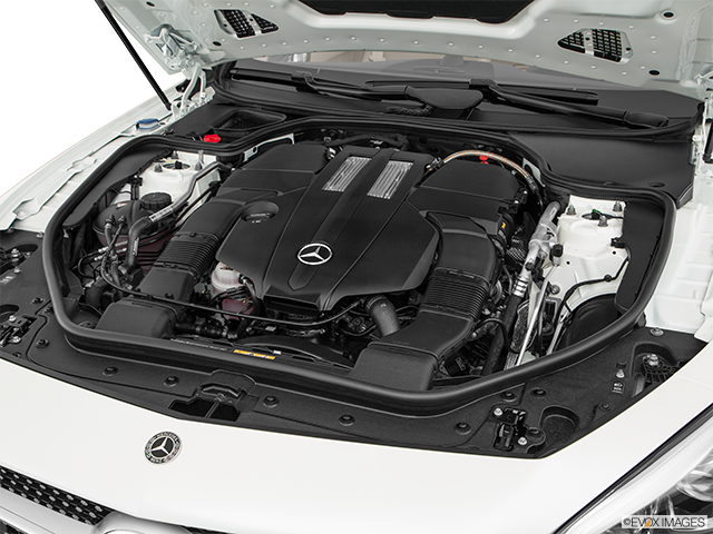2018 Mercedes-Benz SL-Class Engine