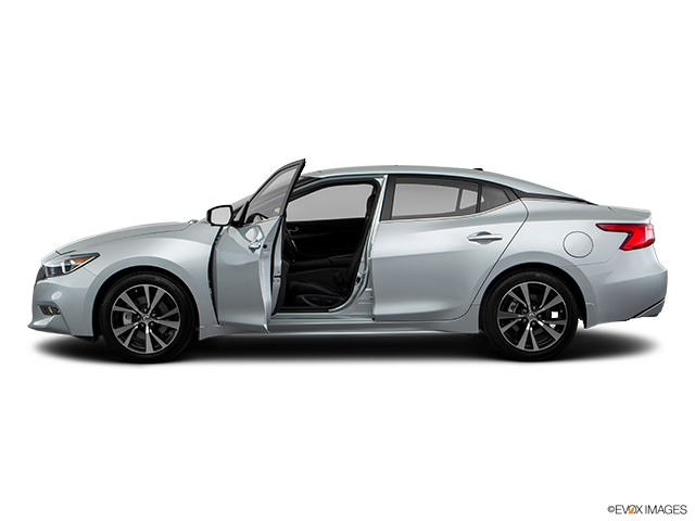 2018 Nissan Maxima Driver's side profile with drivers side door open