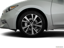 2018 Nissan Maxima Front Drivers side wheel at profile
